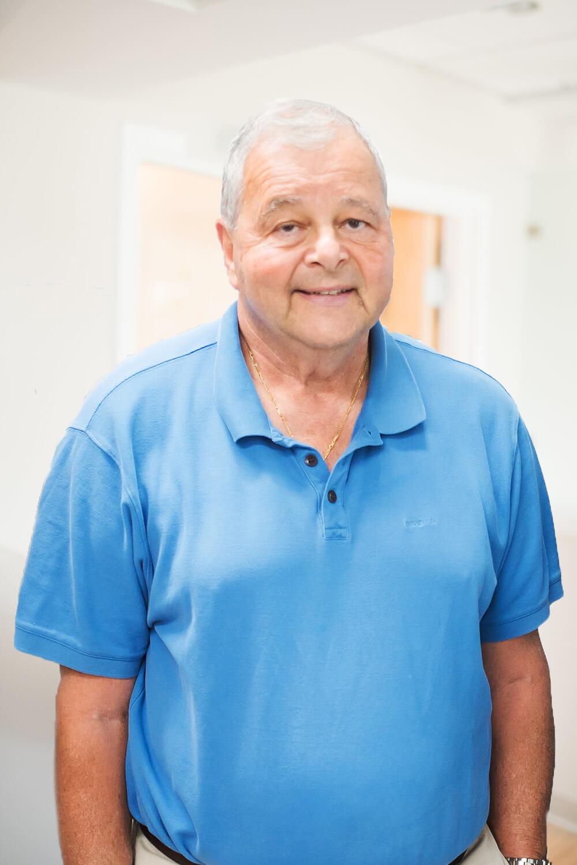 Dr. Michael Coppe headshot